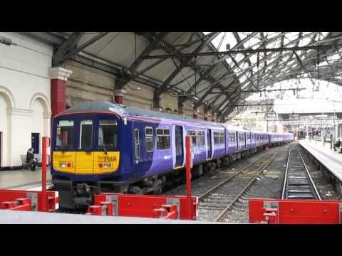 Trains & Buses around Merseyside Spring 2015