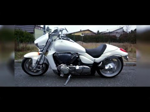 suzuki boulevard intruder vzr 1800 brutal sound youtube. Black Bedroom Furniture Sets. Home Design Ideas