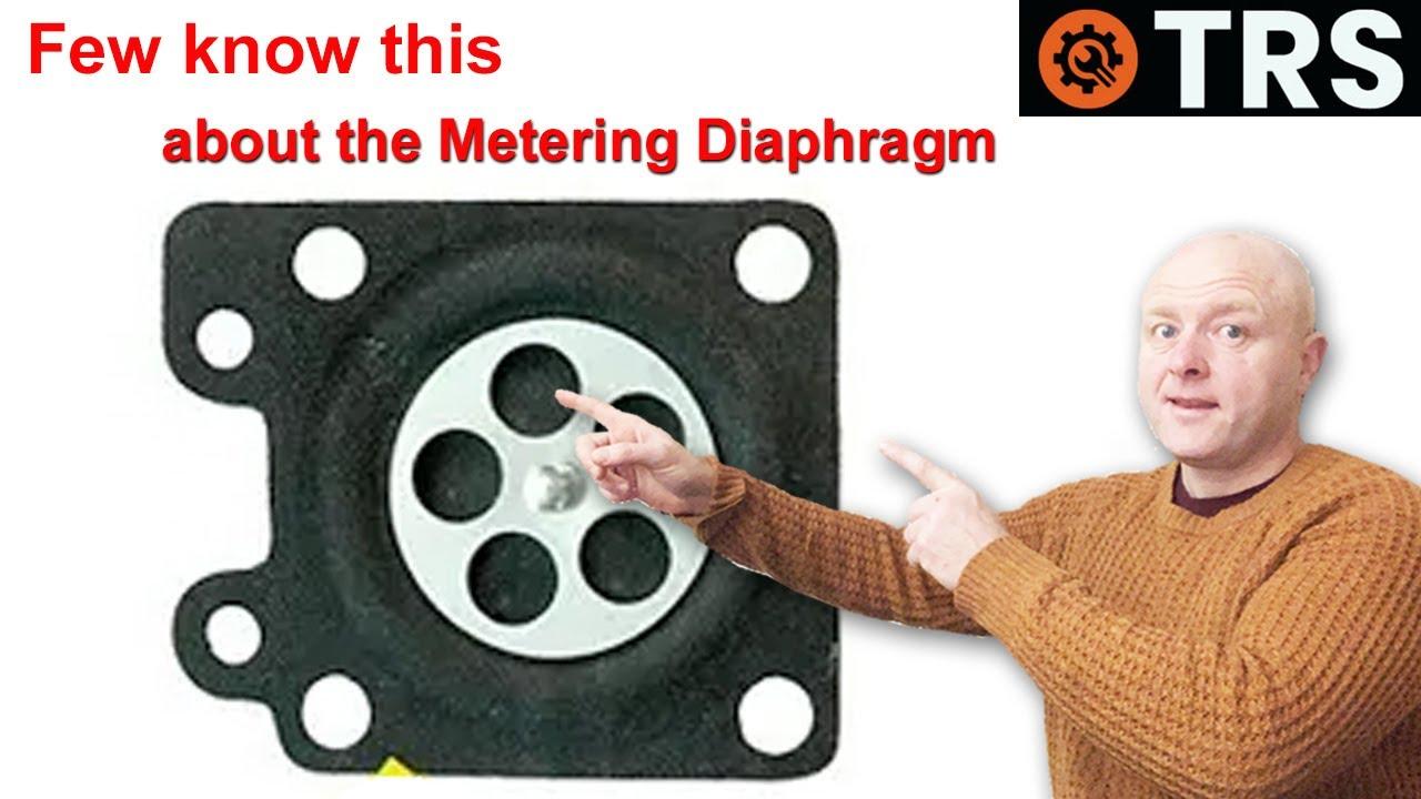 Metering Diaphragm How It Works On Two Stroke Cycle