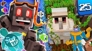 Minecraft The Deep End SMP Episode 25: Rivalry Arrives