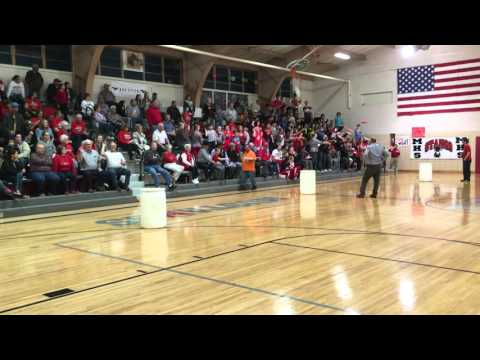 Macksville High School Fold & Fly Event