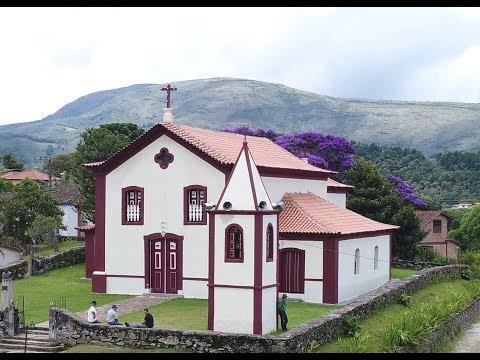VILA DA CONCEIÇÃO DE IBITIPOCA - Igreja Matriz Nossa Senhora da Conceição