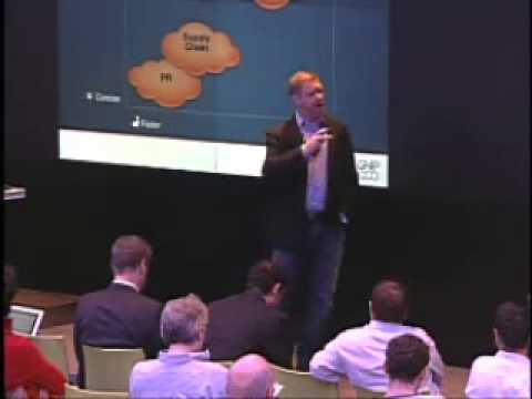 Chris Moody, Gnip // Data Driven NYC #3 // Feb 2012