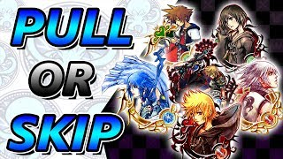 Stained Glass Upgrade Worth It? ~ KH Union χ[Cross]