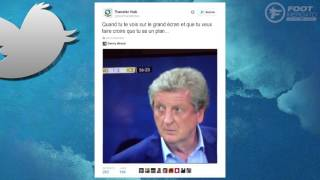 Angleterre - Islande : Rooney, Kane et Hart prennent cher sur Twitter !