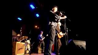 Matching Mole cover performed at John Wesley Harding's Cabinet of W...