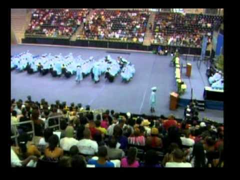 Franklin Delano Roosevelt High School (Dallas) 2011 Graduation
