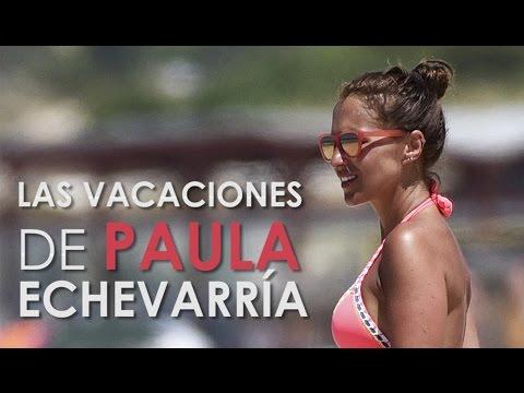 Paula Echevarría luce cuerpazo en las playas de Cádiz con su hija y sus padres thumbnail