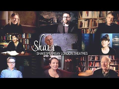 ShaLT - An Introduction to Shakespearean London Theatres