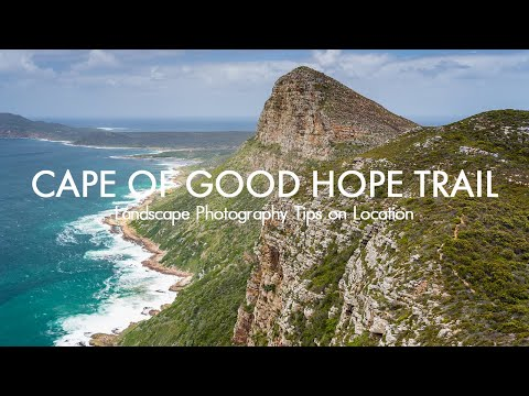Landscape Photography |  Cape of Good Hope Hiking Trail Day 1