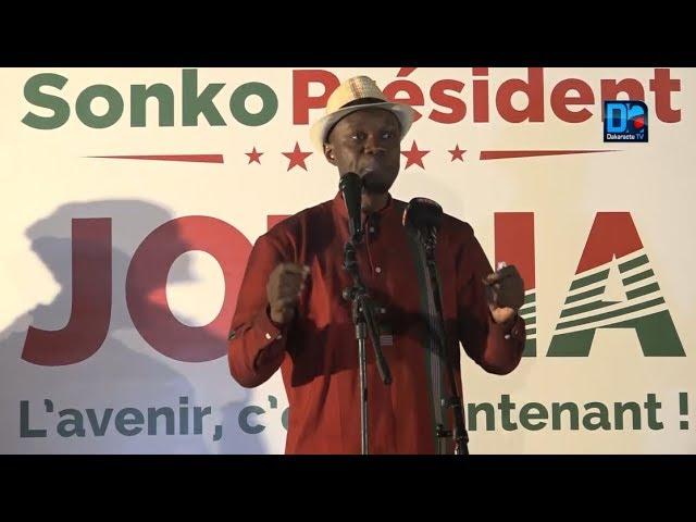Présidentielle 2019 / En meeting Ousmane Sonko insiste : « Nous allons renégocier tous les contrats ou bien les nationaliser si les négociations deviennent critiques »