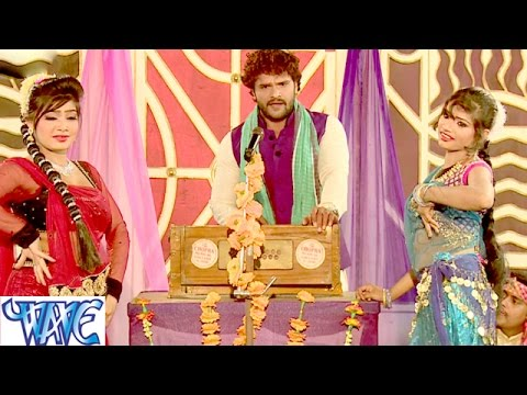 बाजेला आनंद बधाईया - Chait Me Chonhali | Khesari Lal Yadav | Bhojpuri Chaita Song 2016