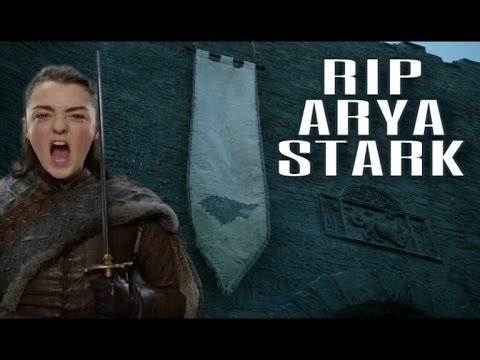 Arya Stark's Death Foreshadowed! - Game of Thrones End Game Theory