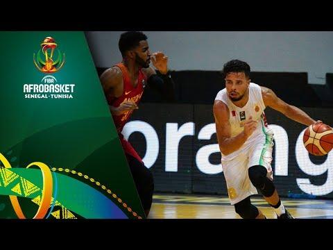 Morocco v Angola - Highlights - FIBA AfroBasket 2017