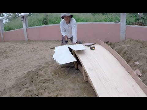 VILLA FELIZ - EPISODE 304: BRIDGE ON THE RIVER NESS (House Building in the Philippines)
