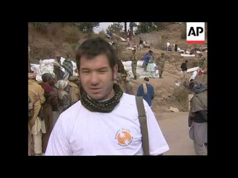 Aid agency urges international donors to honour pledges