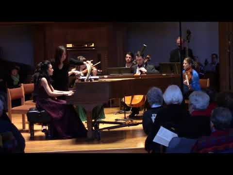 Chopin Piano Concerto #2 in F minor, Op 21, chamber arr. by Kevin Kenner