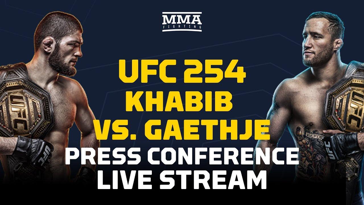 UFC 254 results, highlights: Khabib Nurmagomedov stops Justin ...