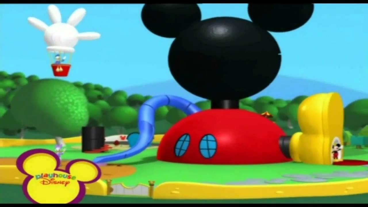 Intro cancion de la casa de mickey mouse hd cancion del - Youtube casa mickey mouse ...