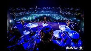 ONE OK ROCK - Migthy Long Fall - Live 2016 [Audio Only]
