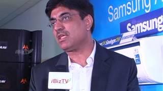 Rajeev Bhutani, Head - Home Appliance Business, Samsung India Electronics Pvt. Ltd.