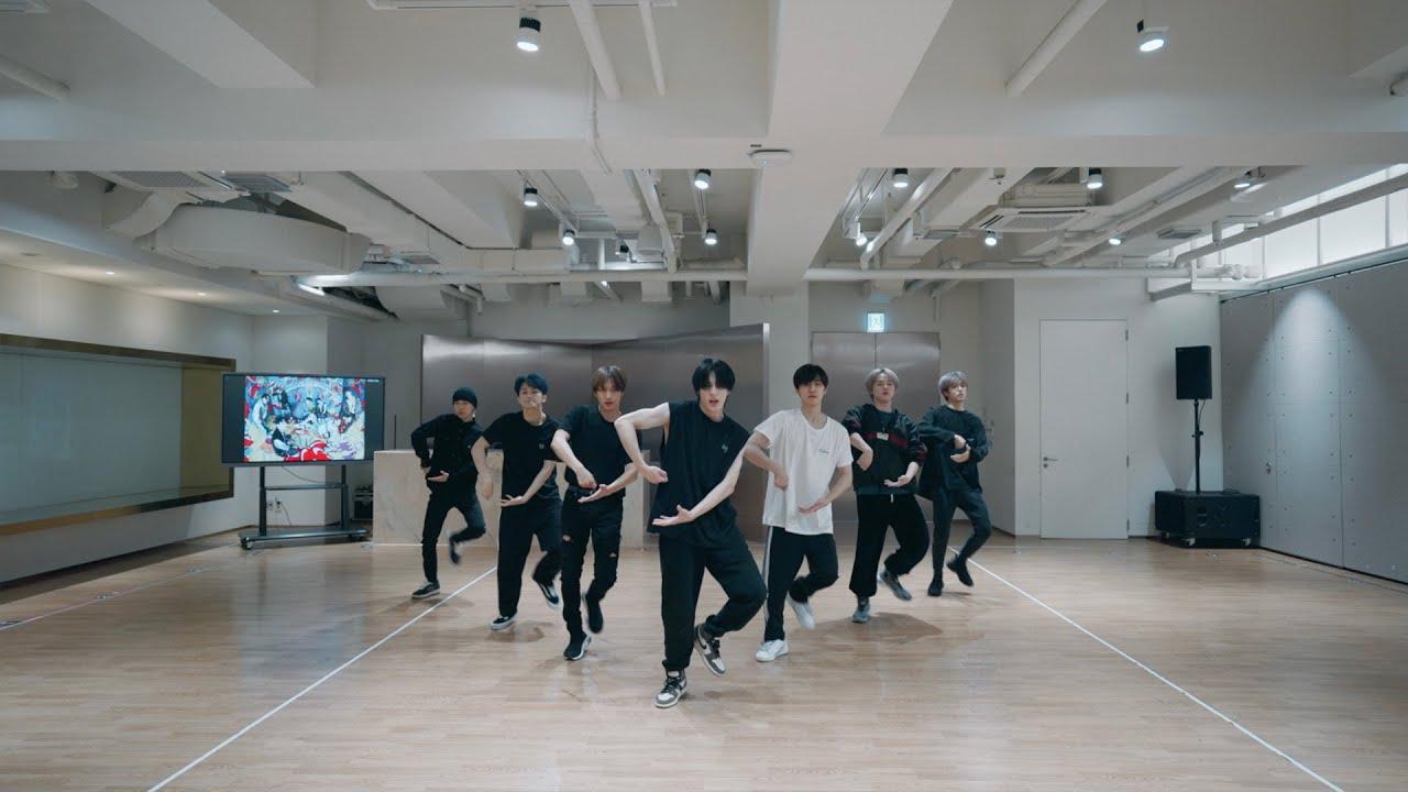 NCT DREAM 엔시티 드림 '맛 (Hot Sauce)' Dance Practice