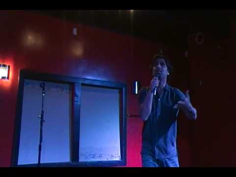 Food Obsessed Iranian Jewish Stand Up Comedy by Marvin Kharrazi