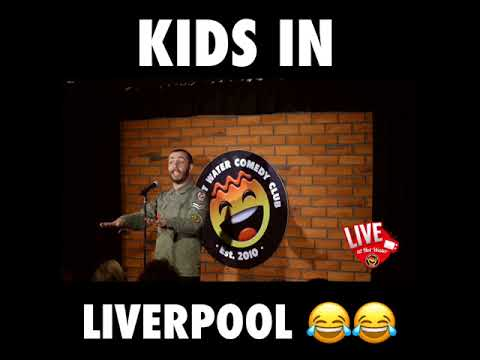 Nige | Kids in Liverpool