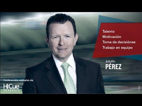 Adolfo Perez- HiCue Speakers
