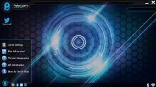 Jarvis v0 1 Artificial Intelligence based Operating System