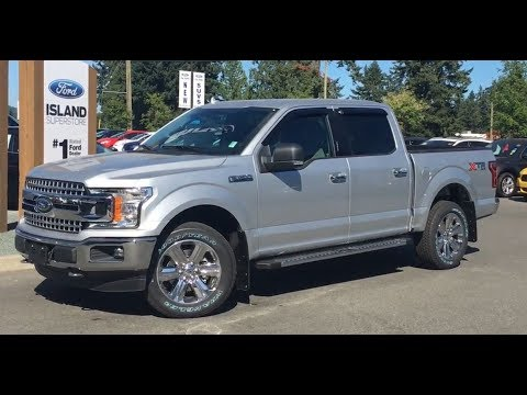 2018 Ford F-150 XLT FX4 XTR Ecoboost SuperCrew Review| Island Ford