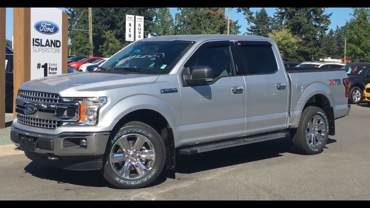 2018 Ford F 150 Xlt Fx4 Xtr Ecoboost Supercrew Review Island Ford