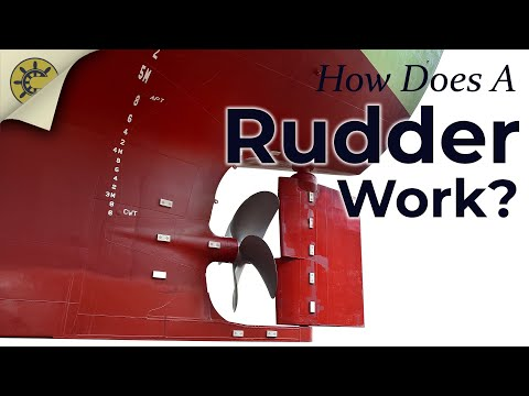 How Does A RUDDER Work?