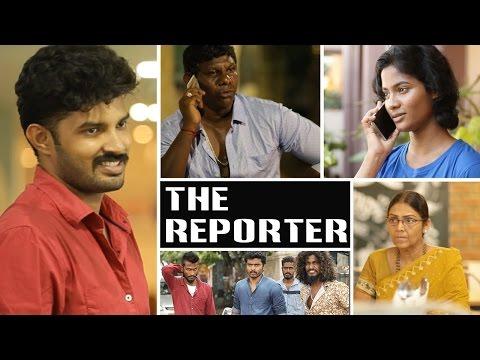 The Reporter | Tamil Short film | Vikatan TV