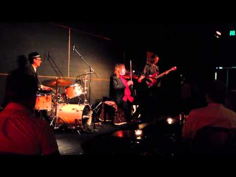 """Rupert Guenther & His Band """"First Time I Met The Blues"""" live at Ellingtons"""