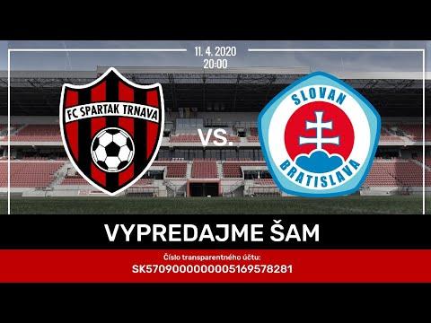 RE-LIVE | FC Spartak Trnava vs. ŠK Slovan Bratislava | 2018 | Vypredajme ŠAM from YouTube · Duration:  2 hours 15 minutes 27 seconds