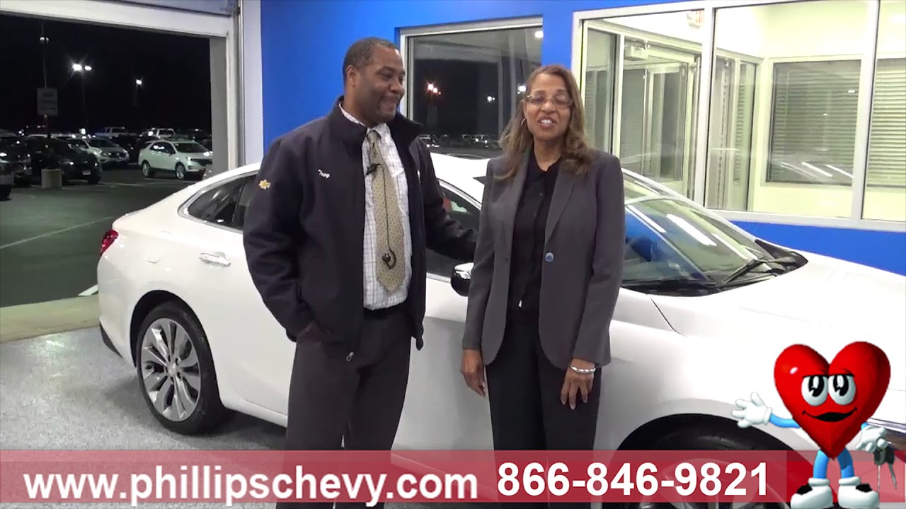 Chevy Malibu Customer Review Phillips Chevrolet Chicago New - Phillips chevy car show