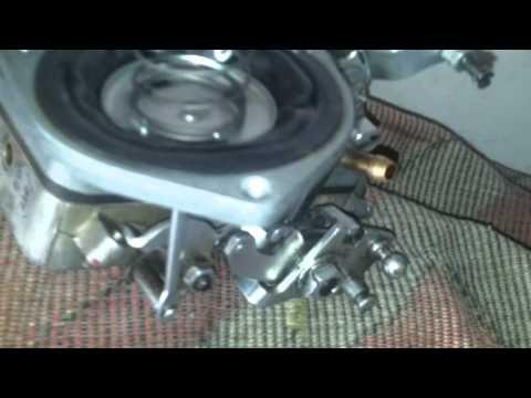 тюнинг карбюратора на двигатель 2106