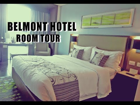 MANILA TRIP: Belmont Hotel Room Tour + What's in My Bag | AS TOLD BY JULZ