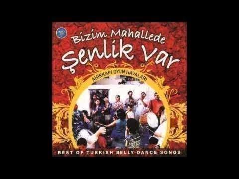 BİZİM MAHALLEDE ŞENLİK VAR  GÖBECİK ATA ATA BEST OF TURKISH BELLY DANCE SONGS