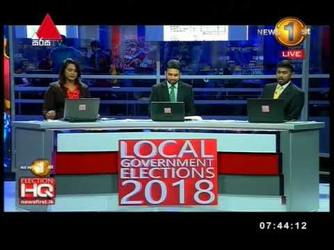 Local Government Elections 2018 Result Clip 14