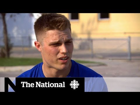 Winnipeg Rifles Football Player Hopes To Inspire Other Gay Athletes
