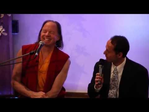 Beziehungen positiv gestalten, zweite Nacht (2012, Hamburg, Geshe Michael Roach)