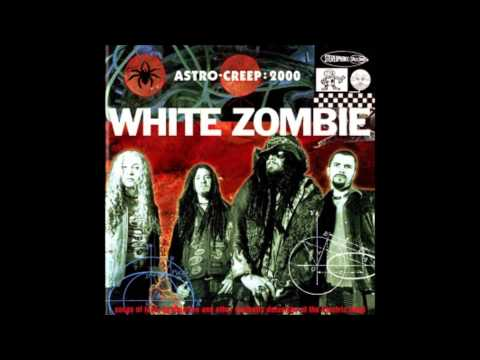 WHITE ZOMBIE Creature of the Wheel