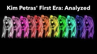 Kim Petras' First Era: An Analysis