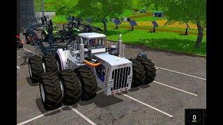 мультик про большой трактор.самый большой трактор. мульт игра для детей.мультики про ферму для детей
