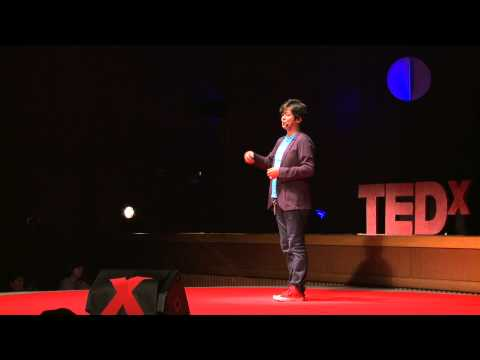 Reinvention of the wheel that lead us to better future | Jun YAMADERA | TEDxKobe