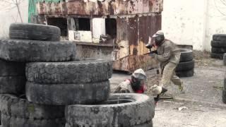 Пейнтбол Спасск-Дальний