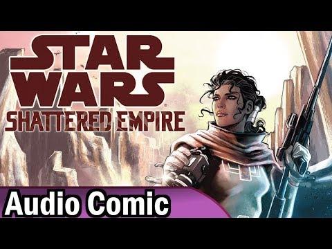 NEW!!! 2017  The Screaming Citadel #1  Star Wars