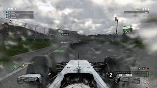 F1 2017 Gameplay PC 4K 60 fps Max settings